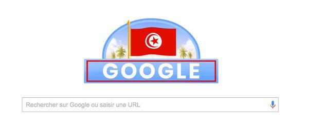 Google fête l'indépendance de la