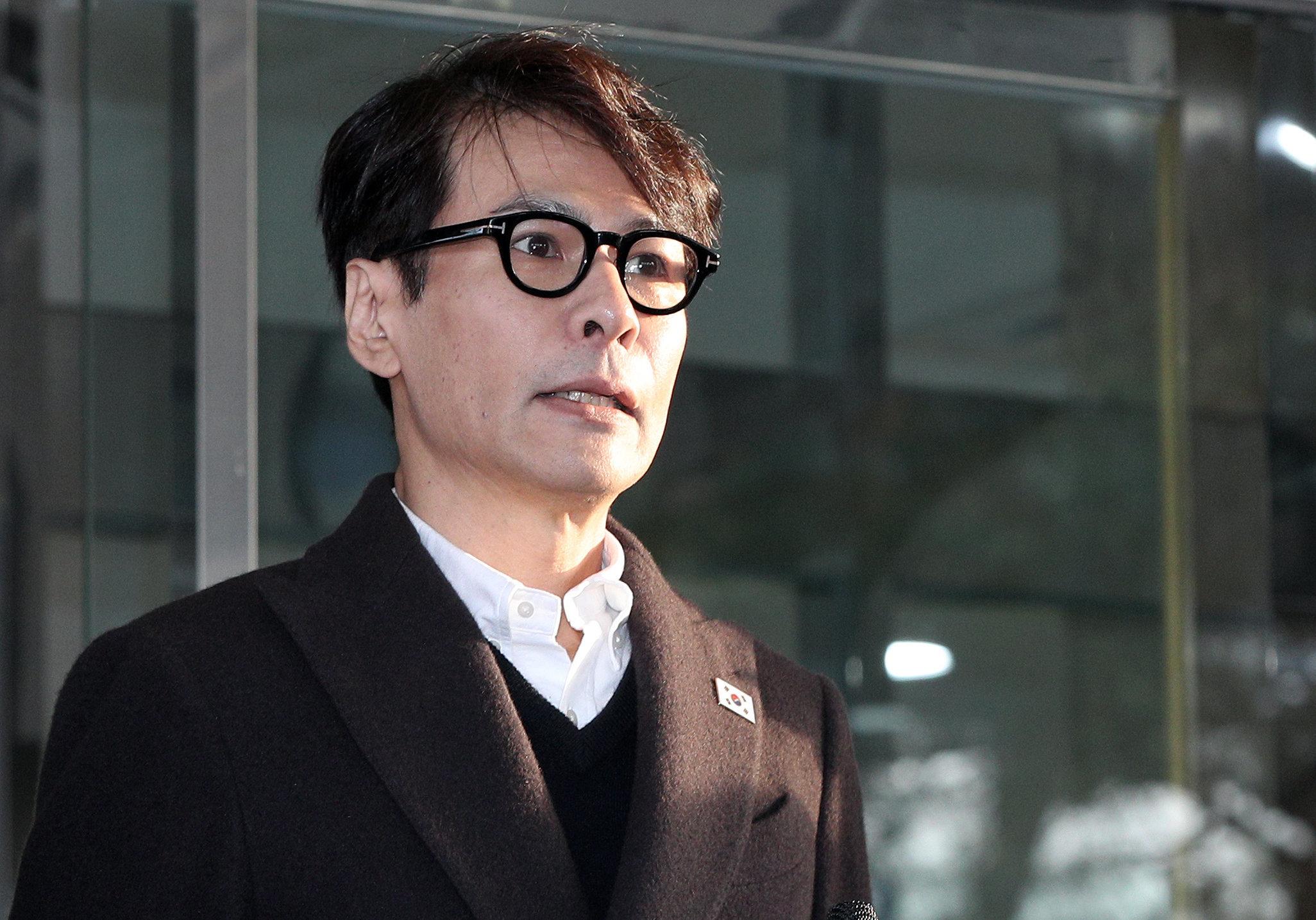 김형석에 '팩트 폭격' 당한 방자경이 윤상에 전한