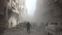 Syria Aid Worker: 'A Motionless World' Is Watching 'Wholesale