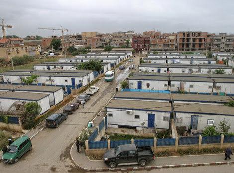 Éradication des chalets à Boumerdes : 800 familles relogées à Bordj