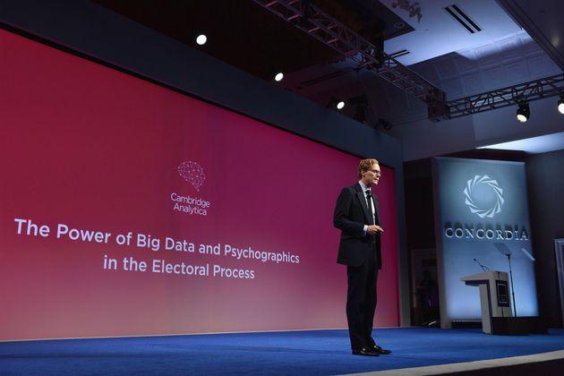 '선거 프로세스에서 빅데이터와 사이코그래픽스의 힘' - 케임브리지 애널리티카는 자신들을 데이터 분석업체로