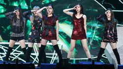 '레드벨벳'이 평양 무대에