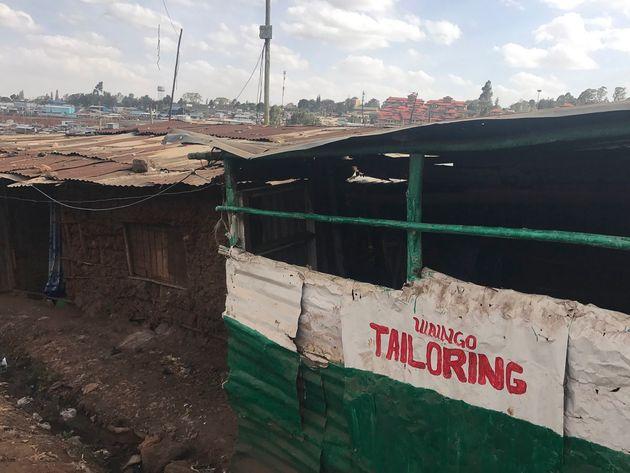 Die Lebensbedingungen in den Slums sind unmenschlich - trotzdem lassen sich die Slumbewohner nicht
