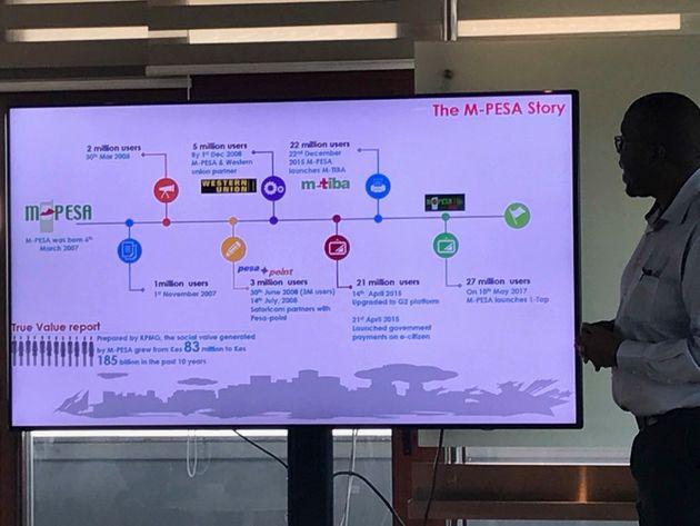 M-Pesa – eine afrikanische