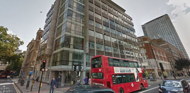 Facebook left Cambridge Analytica's London HQ, pictured, after being told its presence could jeopardise...