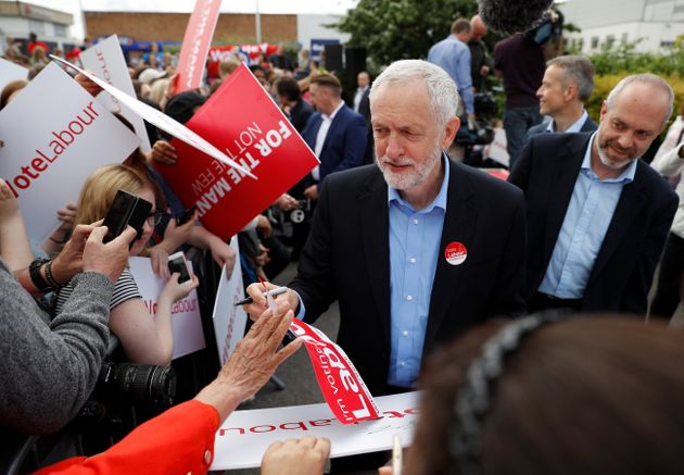 How The Labour Left's Resurgence Started In