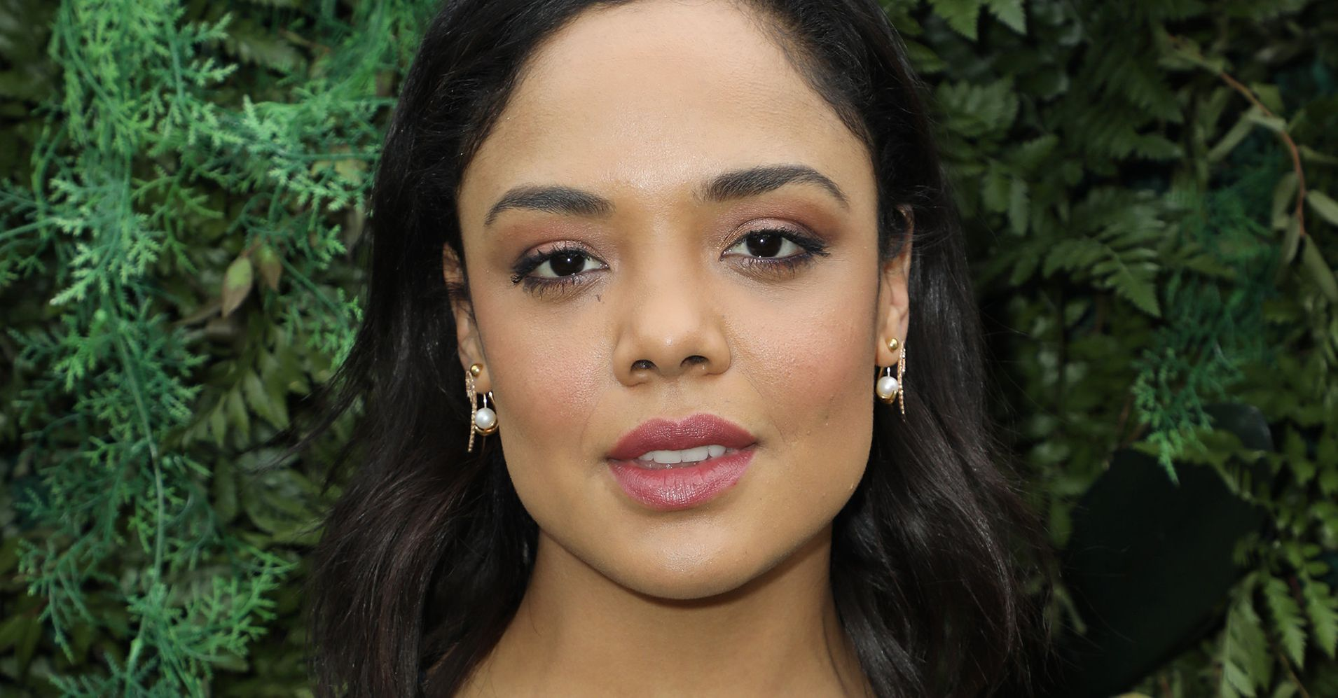 Tessa Thompson Can't Get Enough Of A Hilarious Meme Comparing Her To Goats