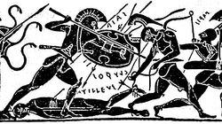 Ο μαύρος Αχιλλέας και το παρελθόν σαν αντανάκλαση του εαυτού
