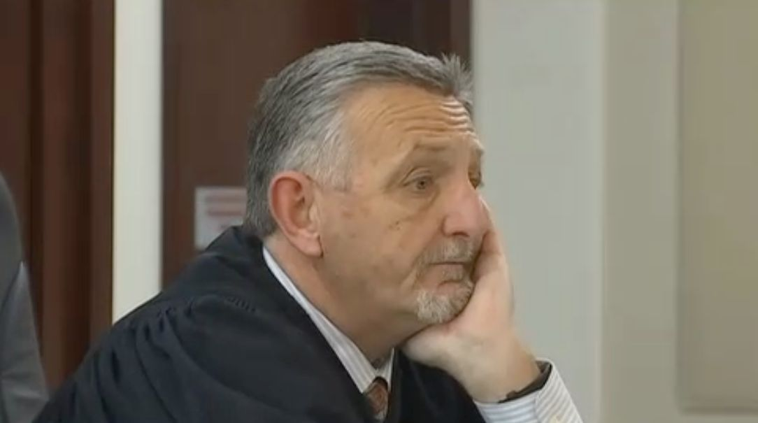 Ex-judge Casey Moreland now sits in jail awaiting trial on multiple federal charges.