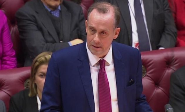Brexit minister Lord