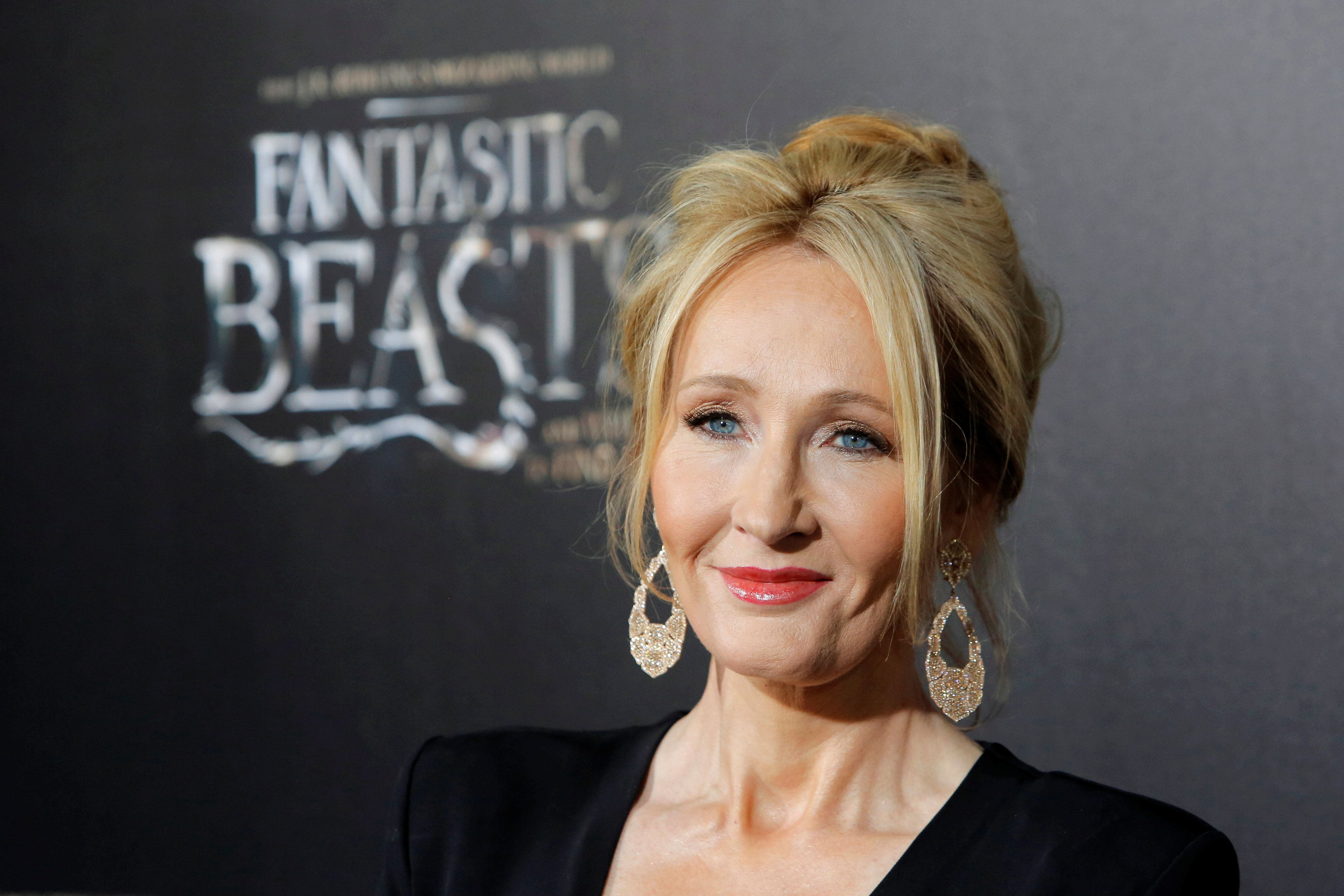 Author J.K. Rowling has used Twitter to comfort fans of her Harry Potter books who have