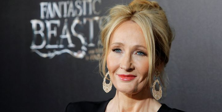 Author J.K. Rowling has used Twitter to comfort fans of her Harry Potter books who have depression.