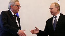 Γιούνκερ προς Πούτιν: Κοινός μας στόχος μιας συνεταιρική τάξη πανευρωπαϊκής