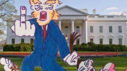 Ο Jim Carrey είναι πλέον πολιτικός σκιτσογράφος που επιτίθεται στην κυβέρνηση Trump: Δείτε τι ανεβάζει στο