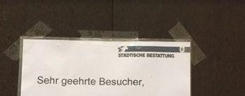 Warum ein Münchner Bestattungsunternehmen keine neuen Toten mehr