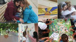 Wie ein Hilfsprojekt auf Lesbos geflüchteten Frauen Schutz