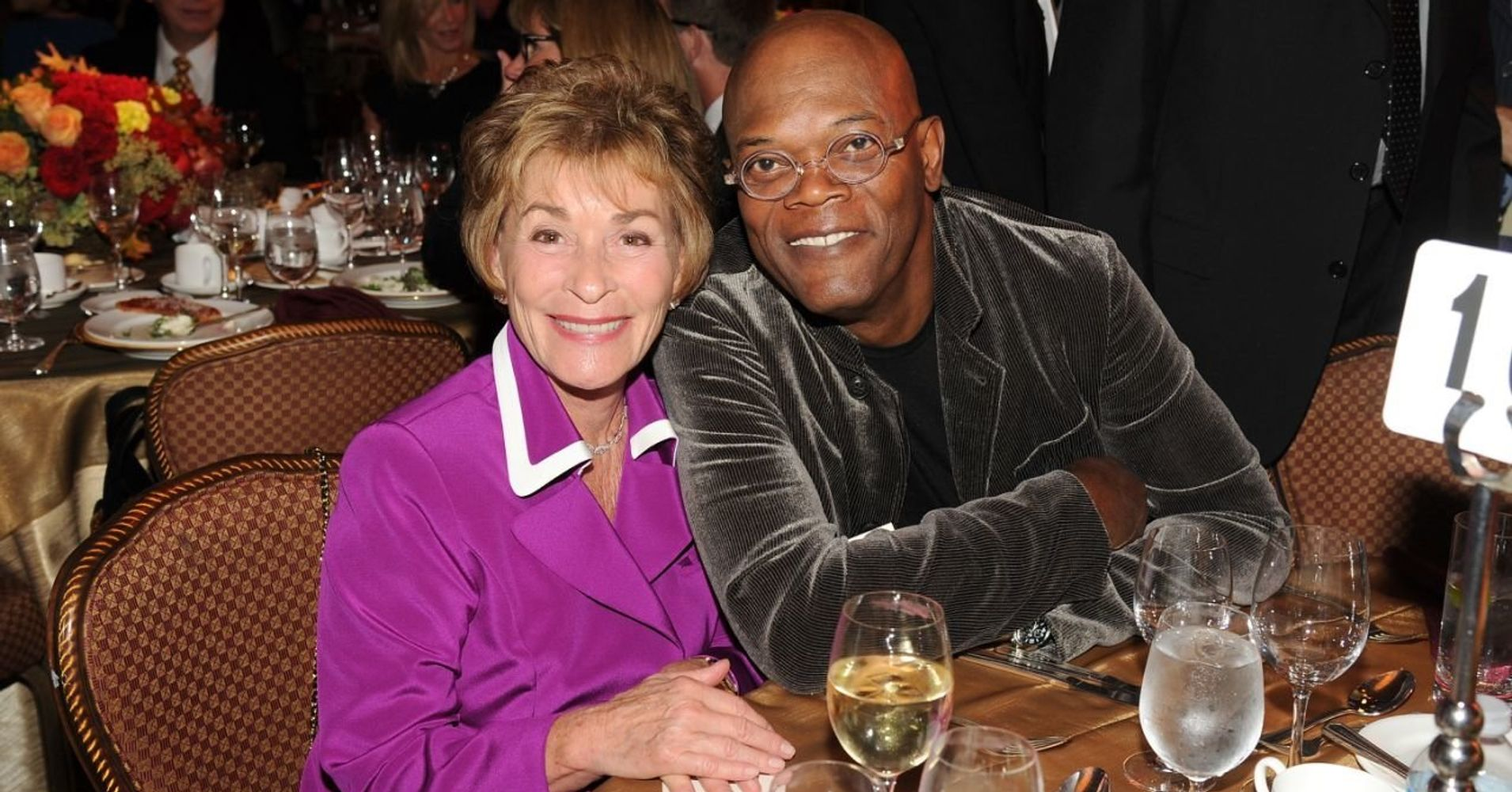 Samuel L. Jackson And Judge Judy Have Actually Been Besties For Years