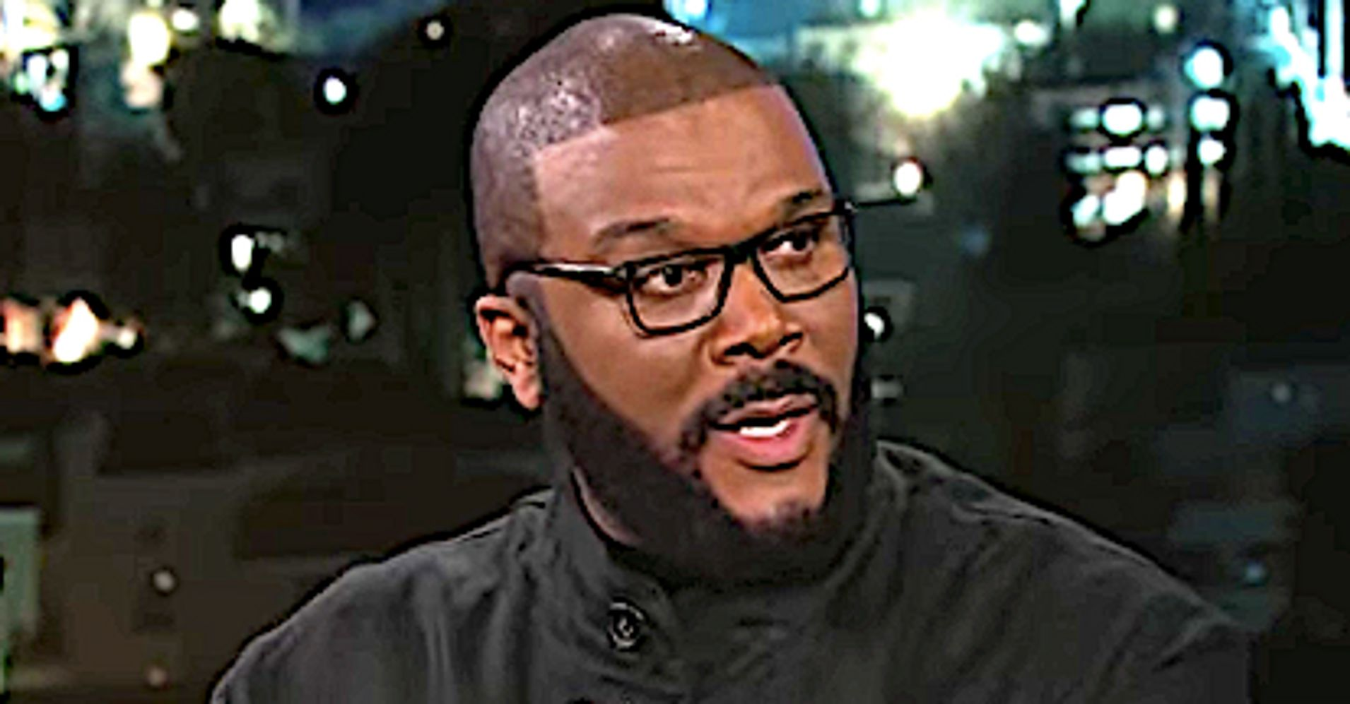 Tyler Perry Dishes On His Art Bidding Battle With Blue Ivy