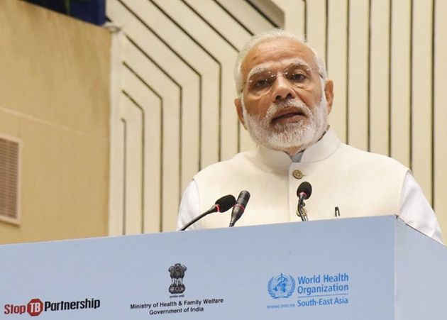 Prime Minister Modi addresses the End TB Summit in New