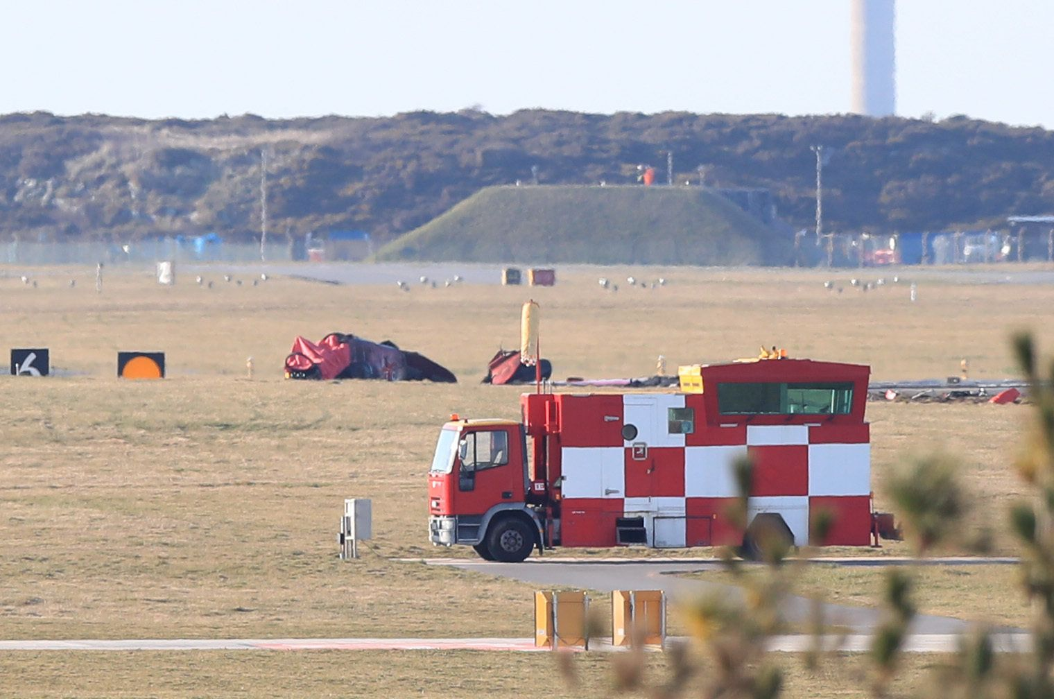 One Dead After Red Arrows Aircraft Crashes In