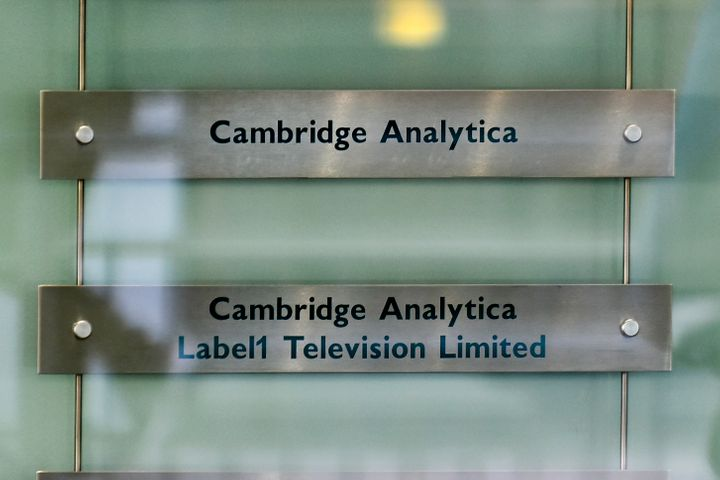 Cambridge Analytica's headquarters is located in London.