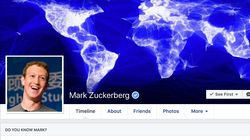 Hm, I Wonder What Mark Zuckerberg's Up To On Facebook Right
