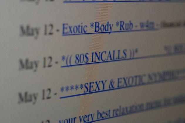 Craigslist's Sex Work Ads Saved 2,150 Women's Lives. A Bill Could Make Such Posts