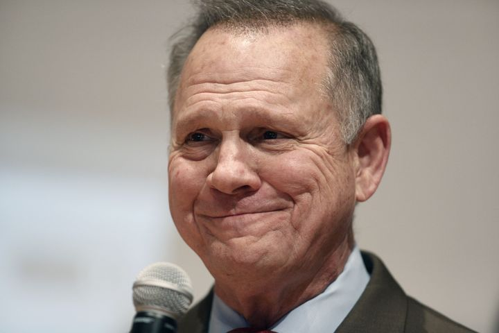 Trump's backing wasn't enough to keep Republican Roy Moore from losing a Senate special election in solidly GOP Alabama.&nbsp