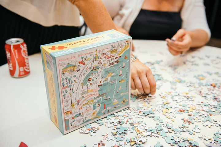 Puzzles are an introvert's jam.