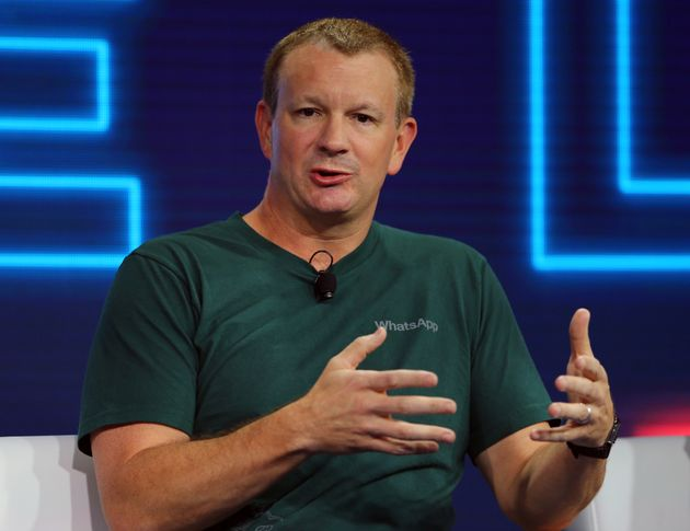 Brian Acton, co-founder of