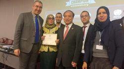 Le projet algérien d'une liaison transsaharienne de fibre optique récompensé par