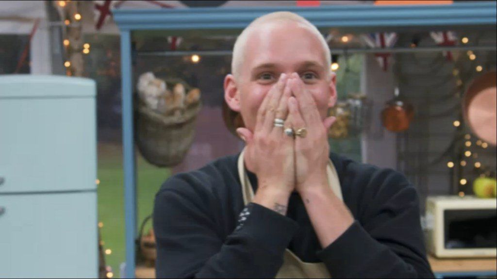McVitie's Heir Jamie Laing Produces 'Worst Cake Ever Baked' On 'Great British Bake Off'