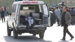 Δεκάδες νεκροί σε επίθεση βομβιστή αυτοκτονίας στην