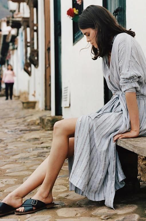 L'Edito de MSR, votre article mode hebdomadaire: Dans le dressing d'Emilie The