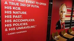Konferenz der Putin-Kritiker: Psychiater hält Putin für Diktator mit psychischem Knacks