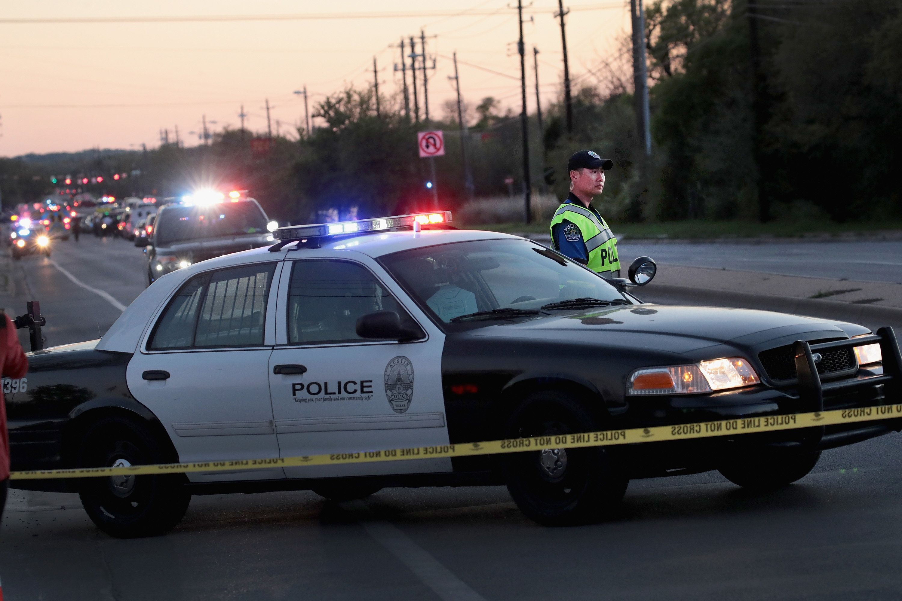 Suspected Austin Bomber Dead In Confrontation With