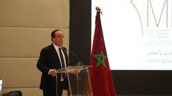François Hollande à Rabat: Patrimoine, Trump et