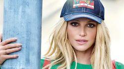 H Britney Spears πρωταγωνιστεί σε νέα καμπάνια εμφανώς αλλαγμένη και με τζιν