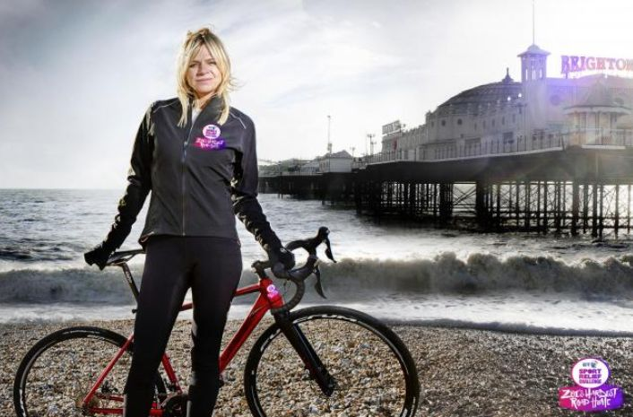 Zoe Ball 'super excited' to host new weekend morning TV show