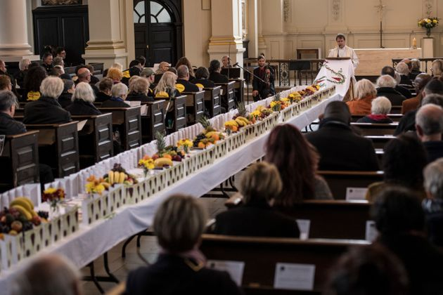 St Martin-in-the-Fields holds an annual service to remember those who have died homeless in London over...