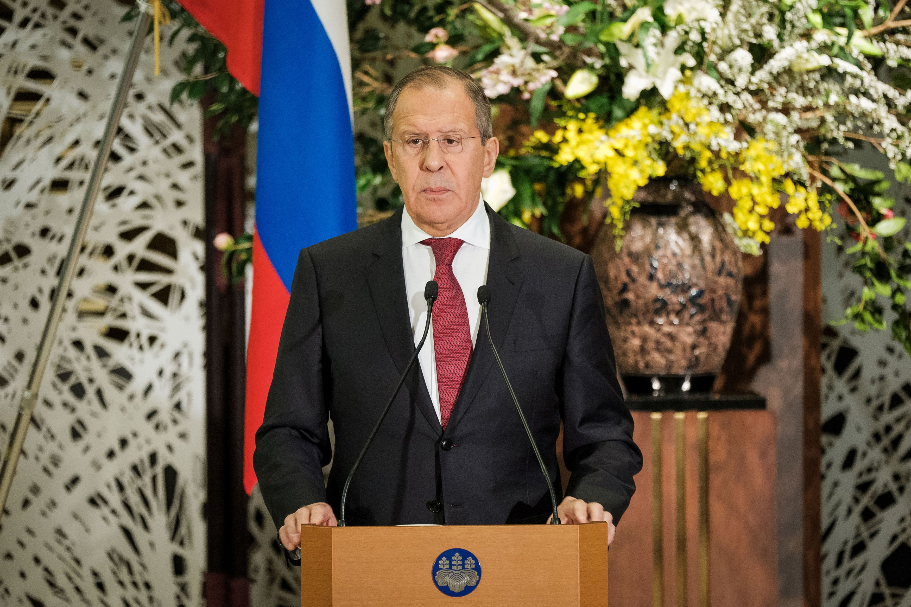 Lavrov met en garde Londres contre de nouvelles