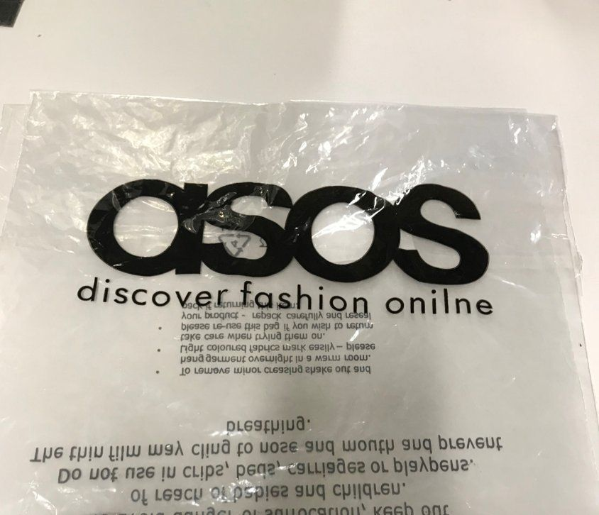 Asos Prints 17,000 Bags With A Typo And Schools Us In How To Own A