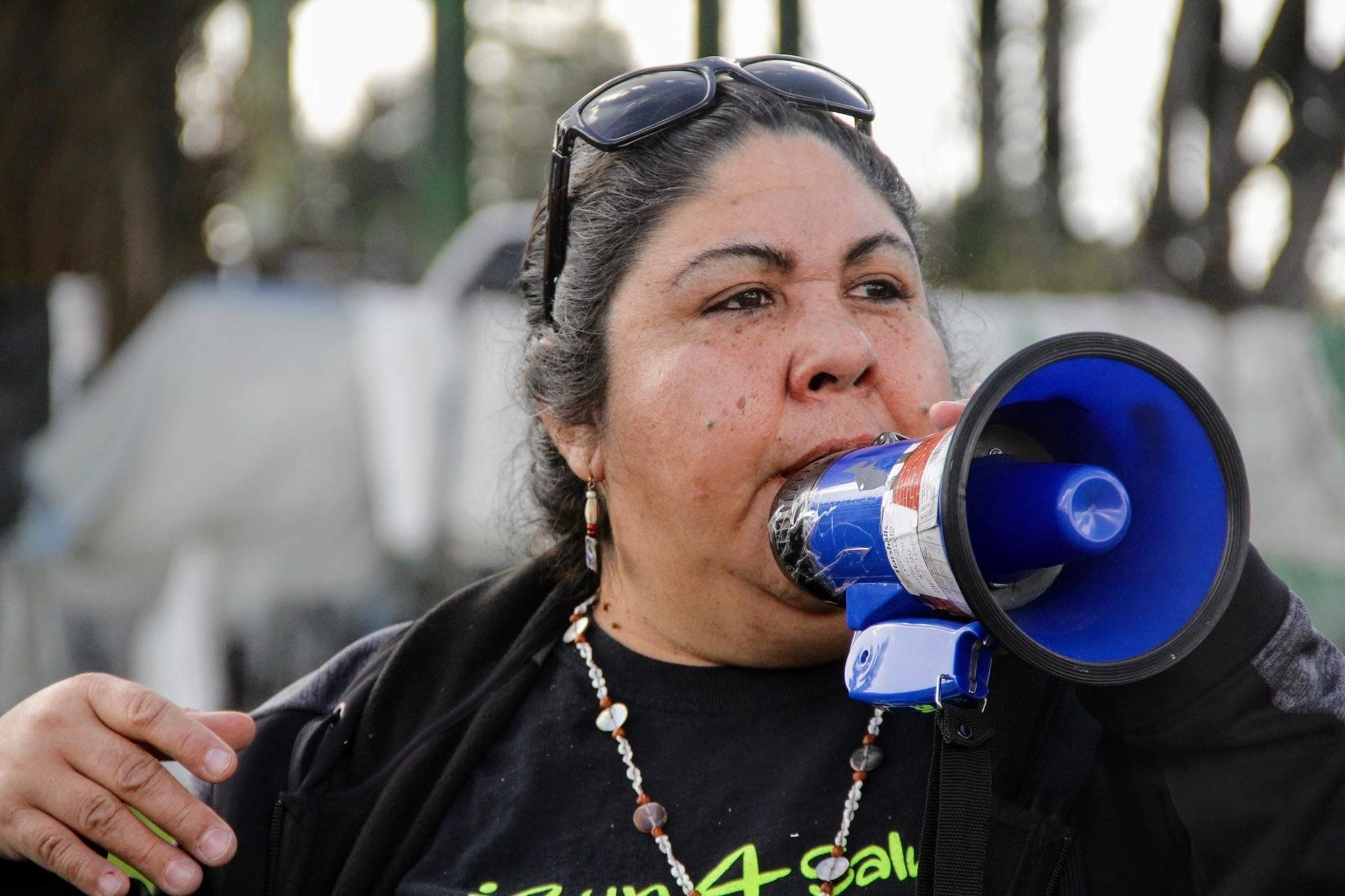Corrina Gould co-founded the Sogorea Te Land Trust to reclaim Ohlone land in the San Francisco Bay Area.