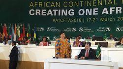 Le Maroc signe l'accord établissant la zone de libre-échange continentale