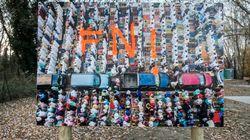 France: Des partisans du FN saccagent l'exposition du photographe marocain Yoriyas