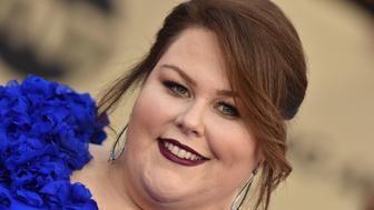 LOS ANGELES, CA - JANUARY 21: Actress Chrissy Metz attends the 24th Annual Screen Actors Guild Awards at The Shrine Auditorium on January 21, 2018 in Los Angeles, California. (Photo by Axelle/Bauer-Griffin/FilmMagic)