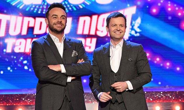 Dec will present the rest of 'Saturday Night Takeaway' without