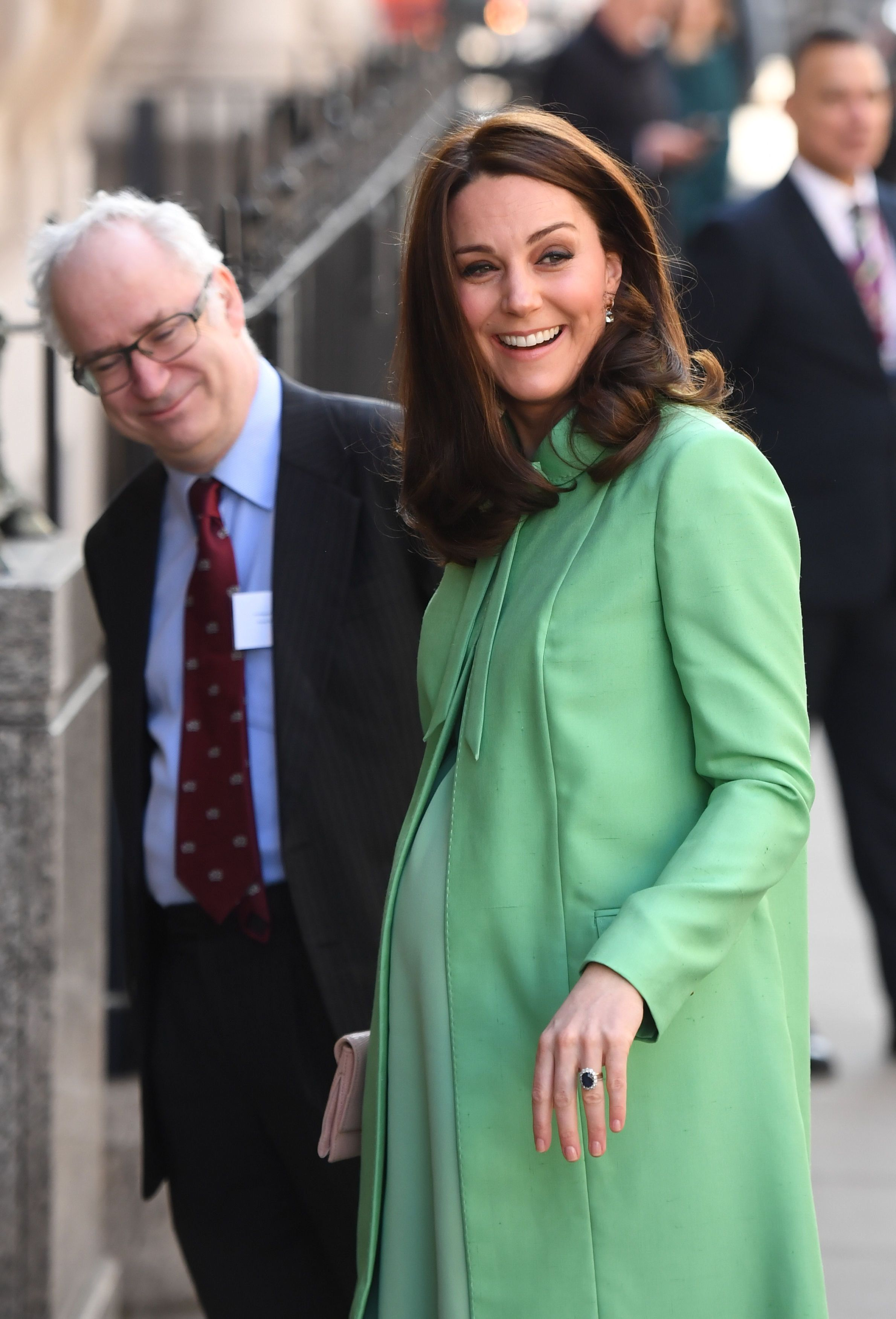 Duchess Of Cambridge Urges Mums And Pregnant Women To 'Be Aware How Vulnerable They Might