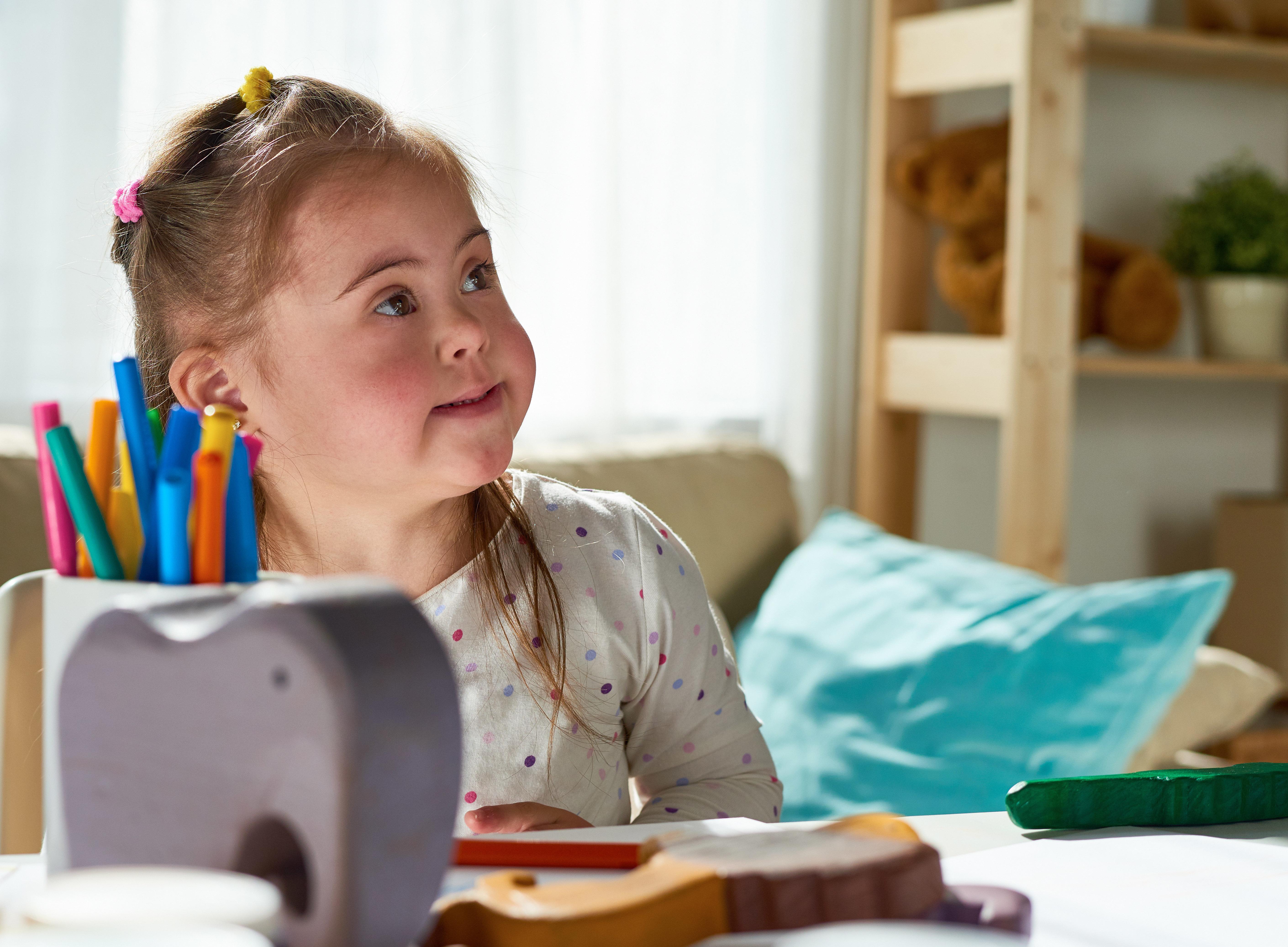 Diagnose Down-Syndrom: Die meisten Eltern entscheiden sich heute für eine Abtreibung, weil sie unter enormem Druck stehen