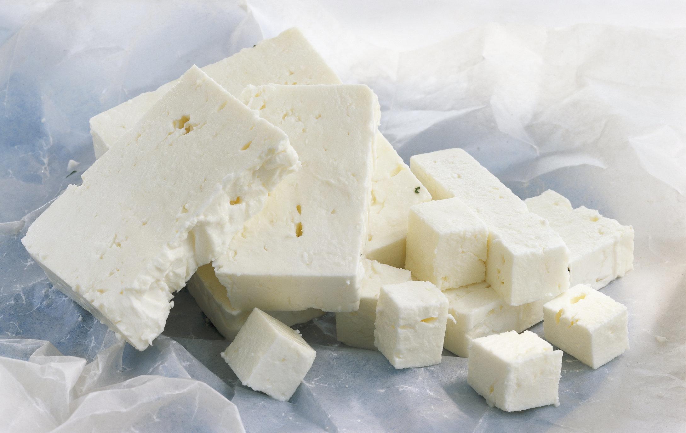 Ανάκληση συσκευασμένου κατσικίσιου τυριού και τυριού φέτας από τον